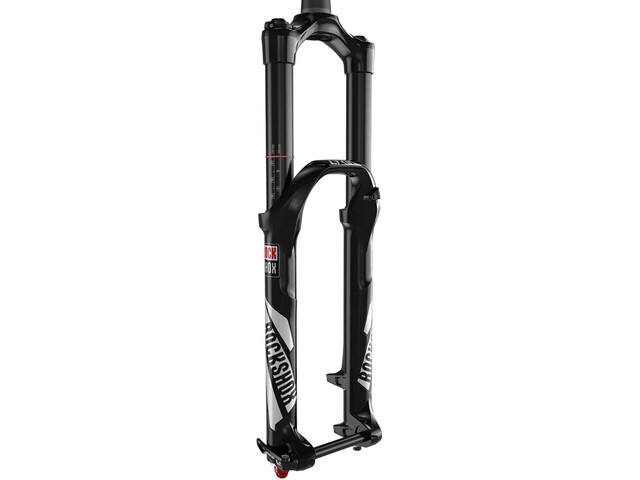 "RockShox Lyrik RCT3 SA Verende Vork 27,5"" 180 mm Disc 42 mm Offset 15x100 mm, matte black"